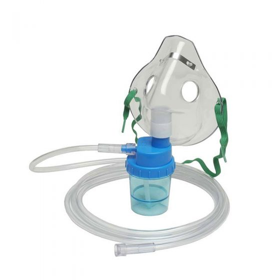 Aerosol-Mask-with-Nebulizer-Set